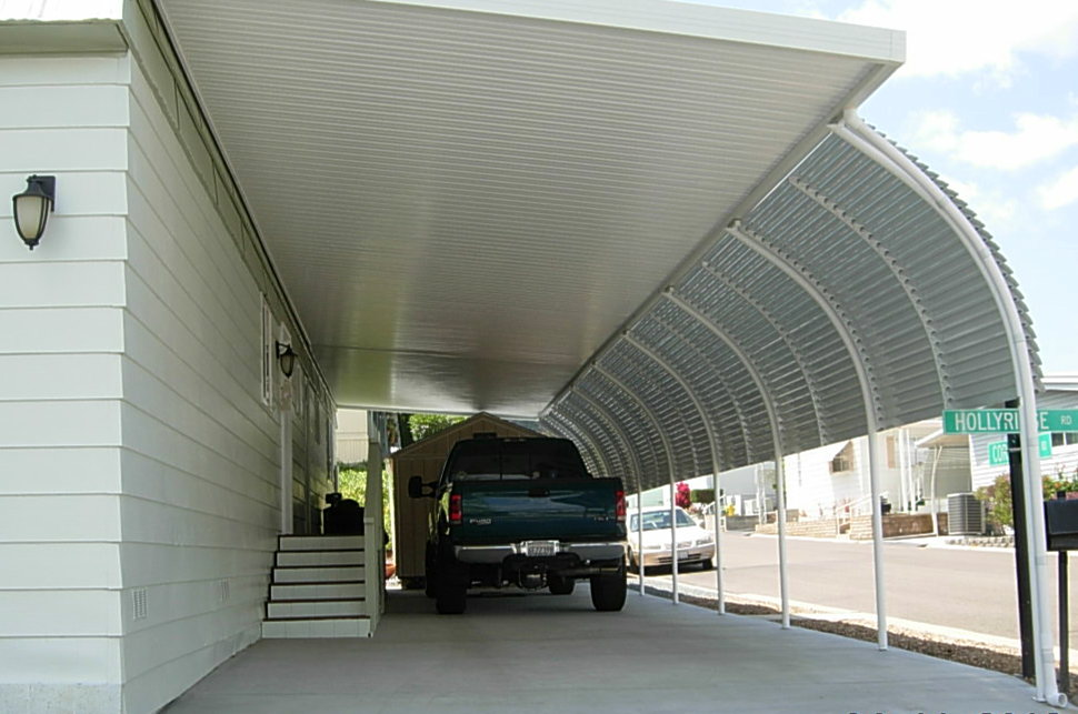 Mobile Home Carport Supports : Custom carport supports built carports and patio