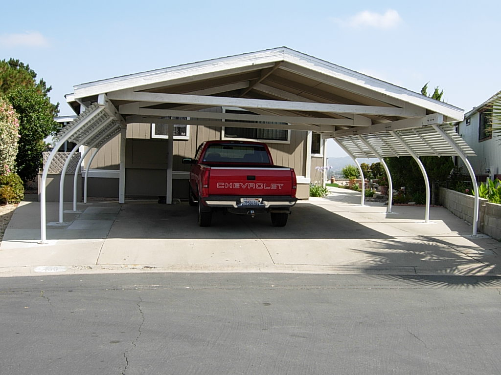 *ADVANCED MOBILE HOME SERVICE IS THE MANUFACTURER OF ARCH COLUMNS* - Arch Columns
